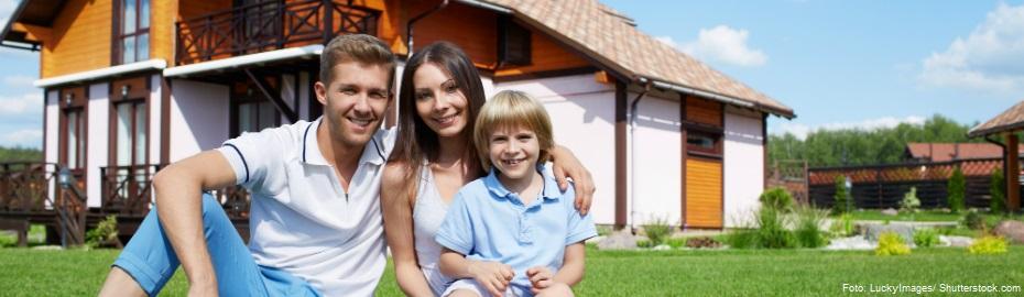 Wohnungsbaufinanzierung